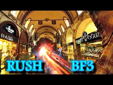 BF3 Rétro - Rush Hour in the Place