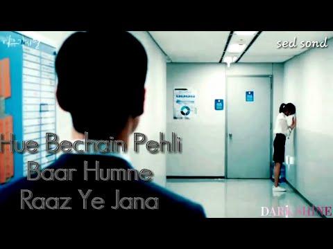 huye-bechain-pehli-baar-humne-raaz-ye-jana😆😄😃-(hd-videos)