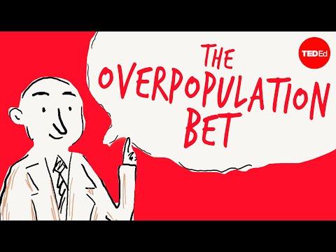 Video image: The infamous overpopulation bet: Simon vs. Ehrlich - Soraya Field Fiorio