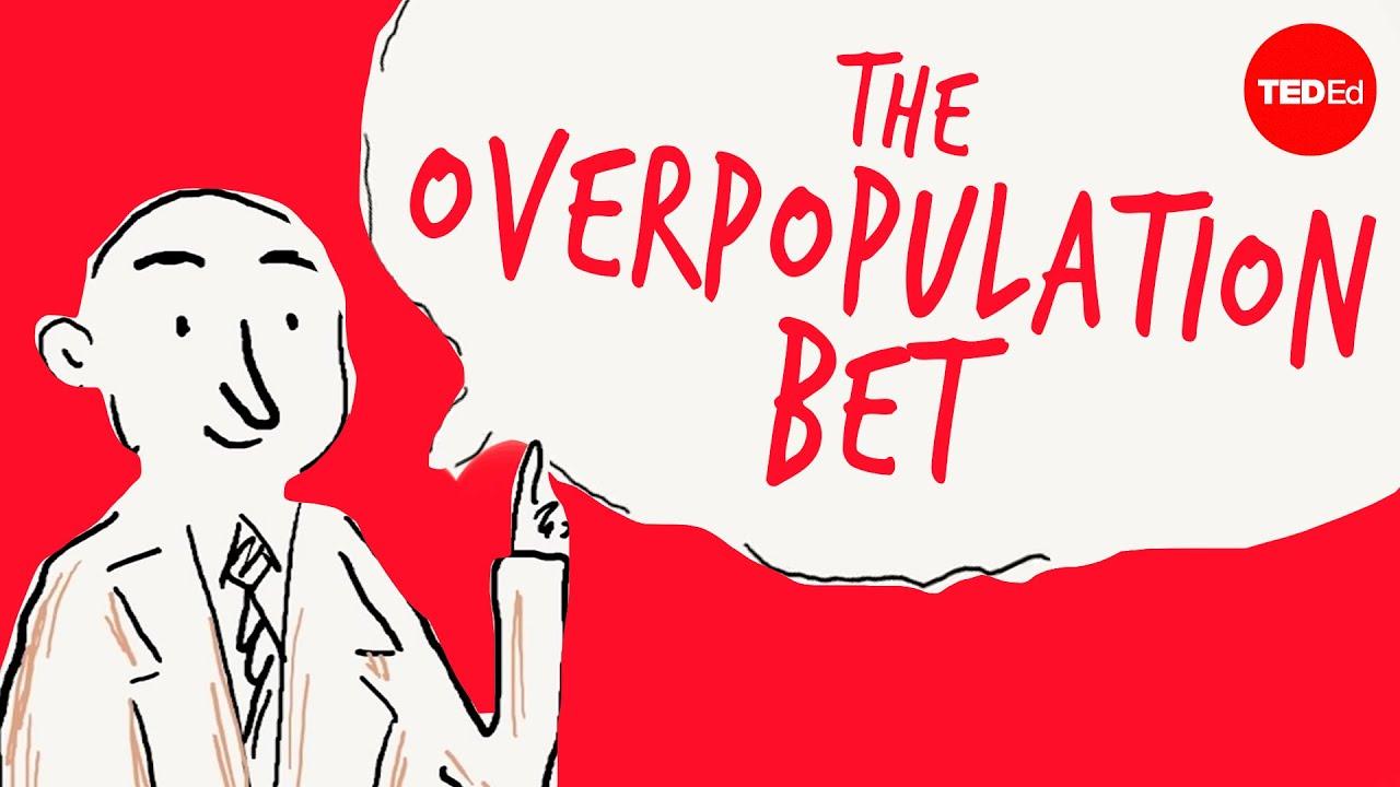 The infamous overpopulation bet: Simon vs. Ehrlich - Soraya Field Fiorio