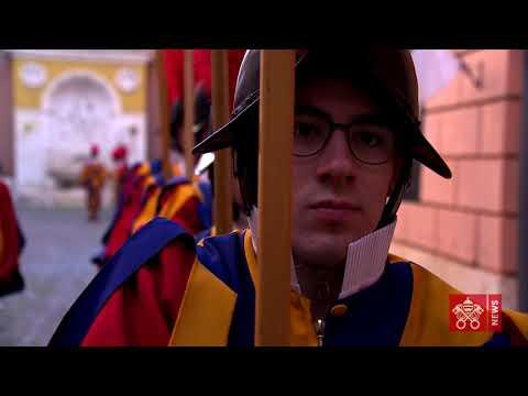 #1506, la Guardia Svizzera si racconta - Prima puntata