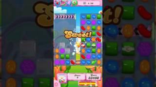 Candy crush saga - Super Hard Level 597 (No Boosters)