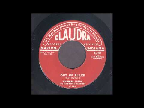 Charles Nash - Out Of Place - Country 45