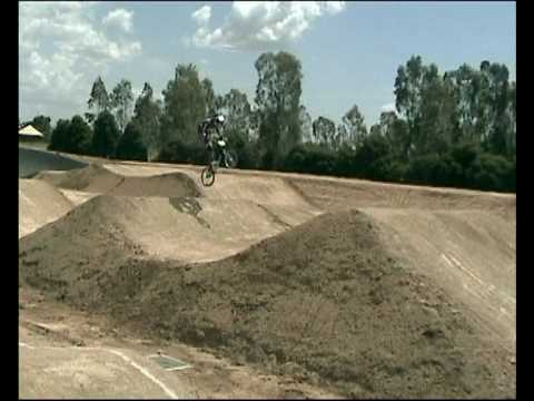 Shepparton bmx track youtube for What is dirt made out of