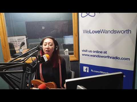 Rie Fu in the Wandsworth Radio Studio singing Places Mp3