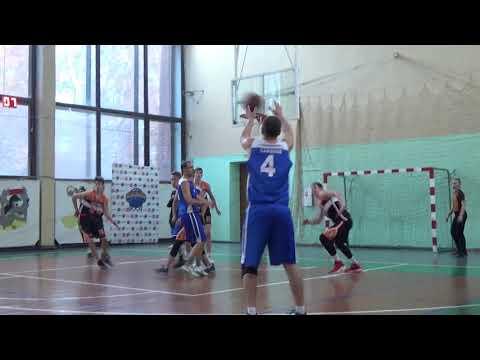 21/10/2018 Буревестник-Юниор vs КС-Русь