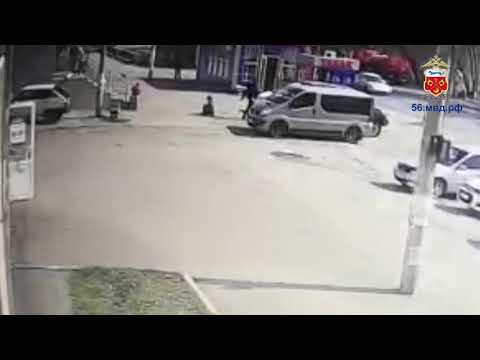 В Орске водитель автомобиля задавил подростка