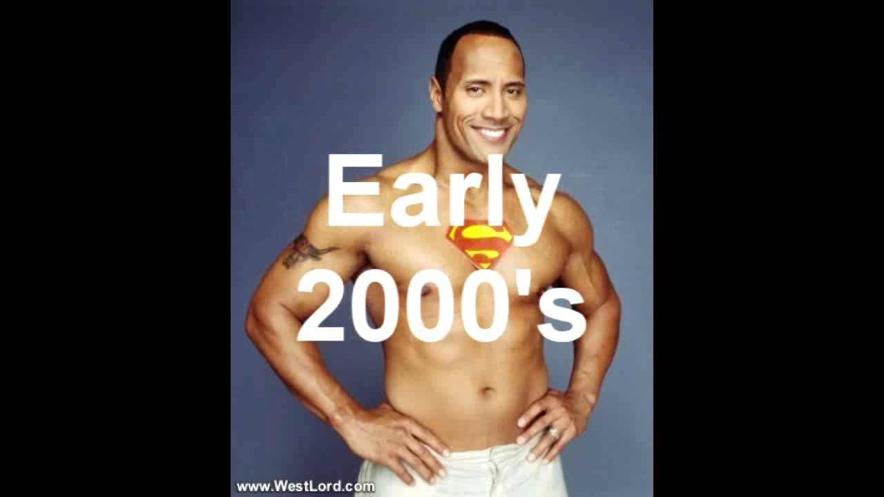 The gallery for --> Before And After Steroids The Rock