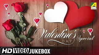 Valentine's Day Special   Bengali Movie Songs Video Jukebox   Romantic Love Songs