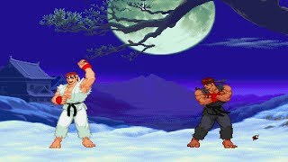 Street Fighter Alpha 2 OST Ryu Theme