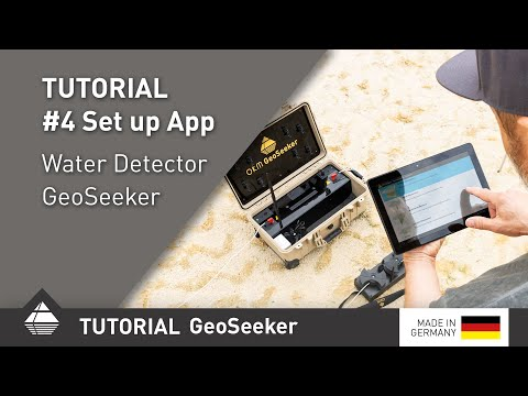 GeoSeeker Tutorial – Teil 4: Applikation einrichten