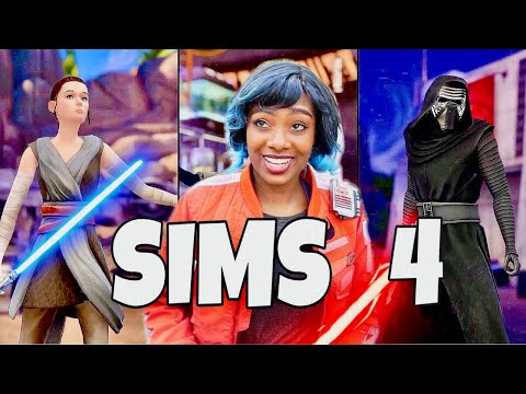 Sims 4 Star Wars: Journey to Batuu ~ Playing the Reality Version |