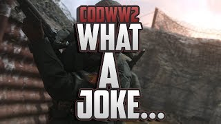COD WW2 Is A Joke... (Rant)