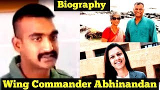 Abhinandan Varthaman Age, Wife, Family, Wiki, Biography & More