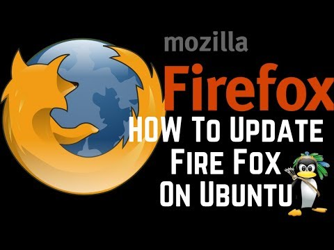 How To Update Latest Version Of Mozilla Firefox On Ubuntu  18.04,16.04,12.04,14.04