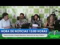 #RadioInfoArica.cl//HORA DE NOTICIAS 13:00 HORAS