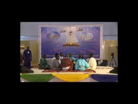 Journée Khassaïde au Gabon 2016 : Kurel Port Gentil 2
