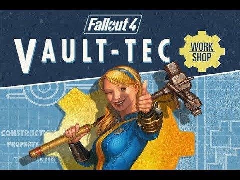 Fallout 4 Vault tec workshop DLc Ep4  