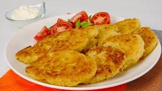 Беру капусту, яблоко, яйцо и готовлю вкусный ужин без мяса . Лучшие рецепты СССР!