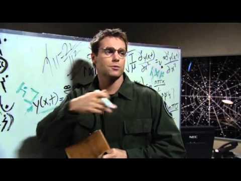 Stargate SG-1 - Invisible O'Neill