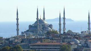 Stambuł - Błękitny Meczet - The Blue Mosque - Sultan Ahmet Camii - Istanbul - Turcja