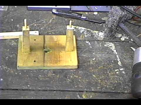making a fleming diode vacuum tube 7