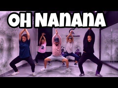 Bonde R300 - Oh Nanana (KondZilla) | Dance Cover