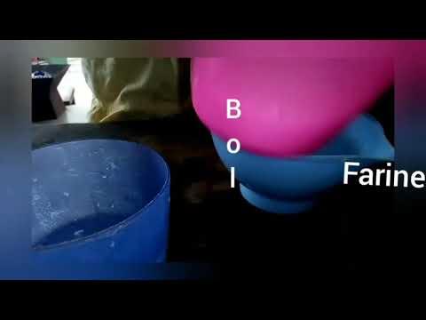 Faire de la pâte à modeler très simple - YouTube