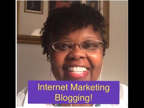 Internet Marketing Strategies | Blogging