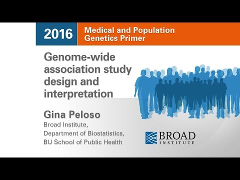 MPG Primer: GWAS design and interpretation (2016)