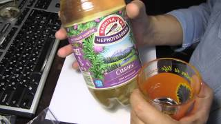 видео напитки из черноголовки