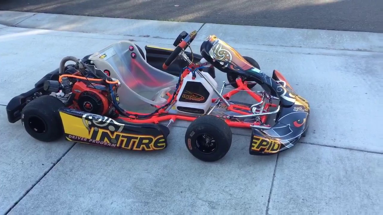 Kart Builder | Build Your Dream Race Kart Online | Karting