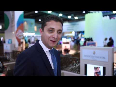 ATM 2015: Cyril Mouawad, executive assistant manager, InterContinental Doha