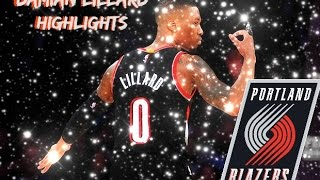 """Damien Lillard Highlights 