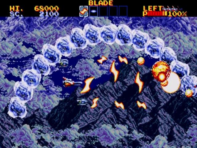 Jouez à Thunder Force IV sur Sega Megadrive avec nos Bartops et Consoles Retrogaming