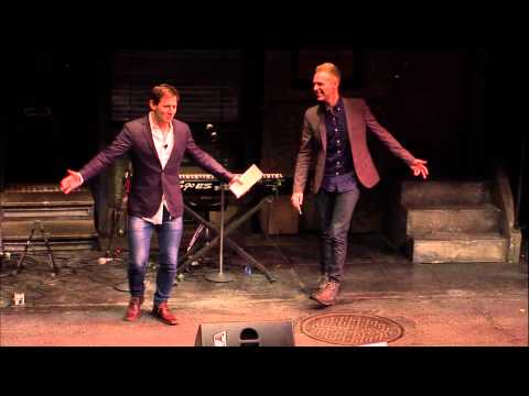 Art, artists and the age of Youtube composers   Benj Pasek & Justin Paul   TEDxBroadway