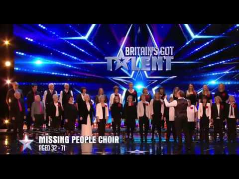 Missing People Choir