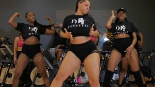 Pop Smoke - Welcome To The Party | @dkdancefit choreography Twerk N V!be