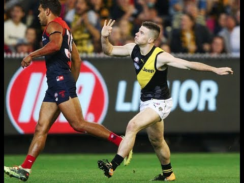 Game-breaker: Higgins snags three Anzac Day eve - Round 5 2018 - AFL