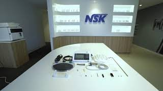 NSK Surgic Pro Implant Motor Set Up and Functions