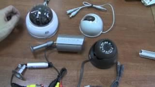 Как выбрать камеру видеонаблюдения - видеообзор(Статью по выбору камеры видеонаблюдения можно почитать тут http://mirvideo24.ru/articles/kak_vybrat_kameru_videonablyudeniya Уличное..., 2013-07-22T04:12:06.000Z)