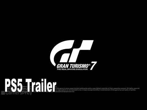 Gran Turismo 7 - Reveal Trailer (PS5) [HD 1080P]