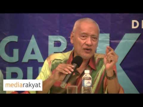 "Muhammad Taib: Rakyat Sekarang ""Very Angry"""