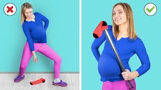 Я беременна! 28 умных советов по беременности