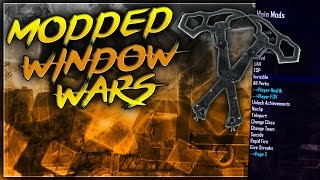 BLACK OPS 2 MODDED WINDOW WARS! [ TOMAHAWKS ONLY! ]