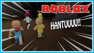 UPIN IPIN BEFRIENDED HANTUU!! (SLEEPOVER)-ROBLOX UPIN IPIN