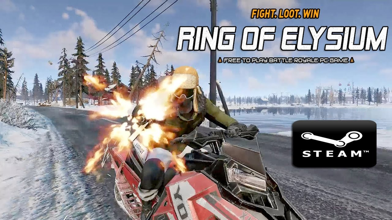 Ring of Elysium (Europa) Steam Eng Version - Official Gameplay Trailer  Release Date 19 Sep 2018 F2P
