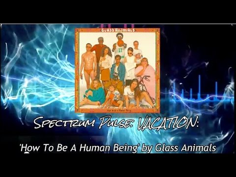 Glass Animals - How To Be A Human Being - Album Review (VACATION SERIES!)