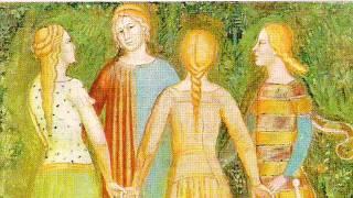 Francesco Landini (c.1325-1397): Adiu, adiu dous dame