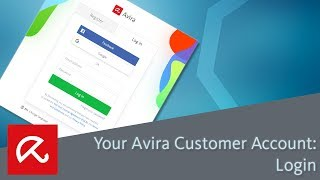 Your Avira Customer Account: Login